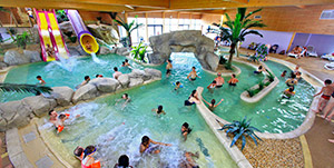 5 star campsite vagues oc anes for Camping en bretagne avec piscine pas cher