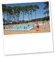 kids clubs Camping Harrobia, Seignosse, Landes