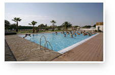Holidays for your children,  camping Les Dunes, Torreilles-Plage, Pyrénées Orientales